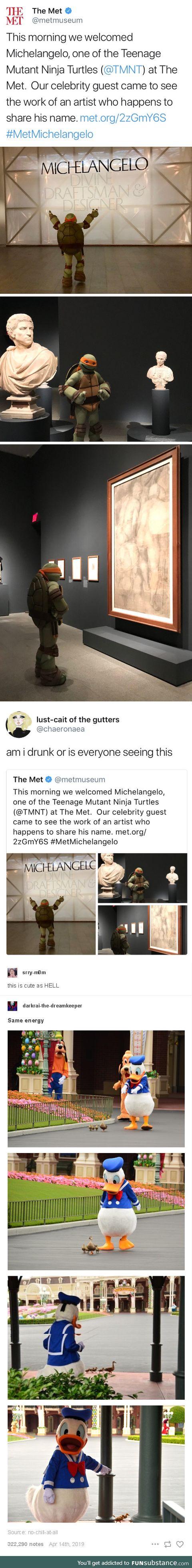 *Insert Ninja Turtle catch phrase here*