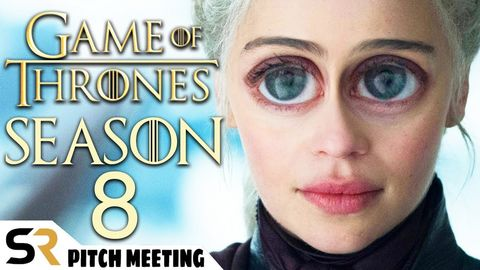 Game of Thrones Season 8 Pitch Meeting by Screen Rant