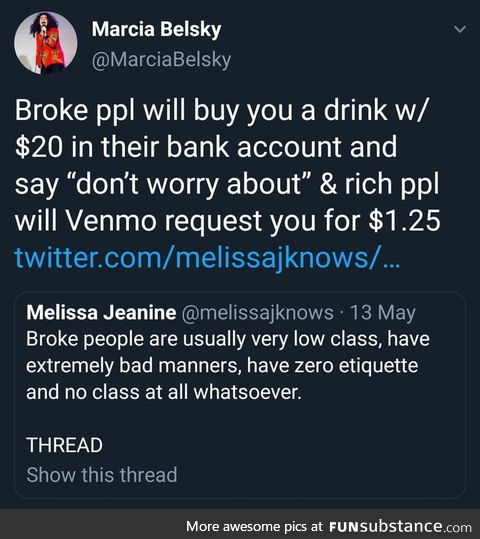 On class and wealth