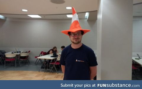 This is Jean-Baptiste Kempf, the creator of the VLC media player, he refused tens of