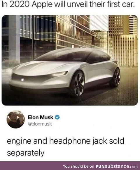 """Only, musk"""""""