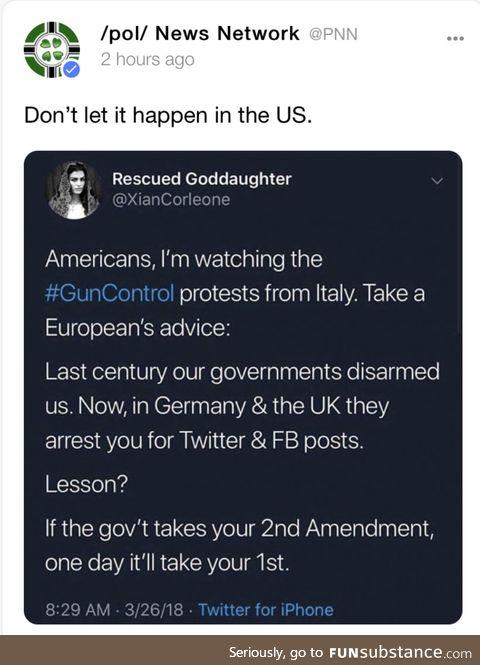 Good luck europe