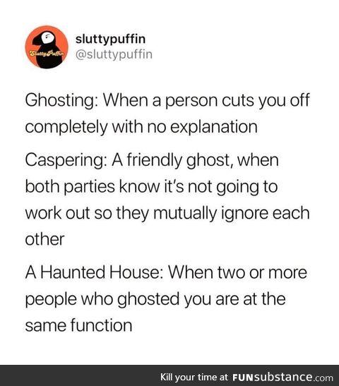 Understanding the spirits