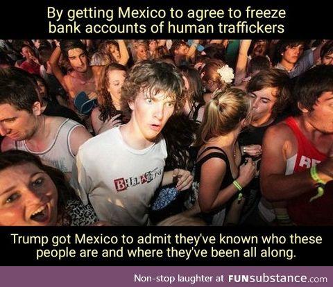 Mexico knew