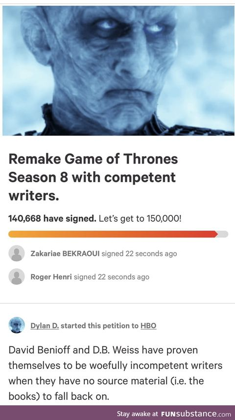 There is hope..140k and counting