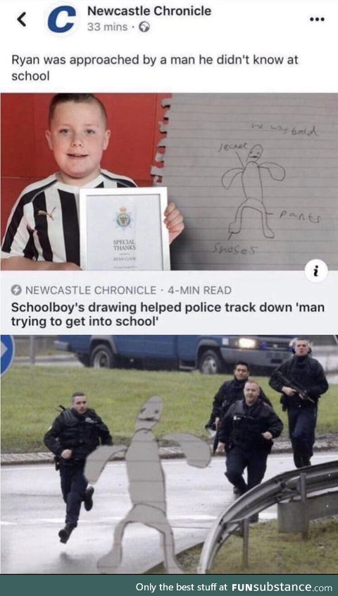 Well done Kid