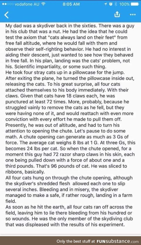Great results (worth the read)