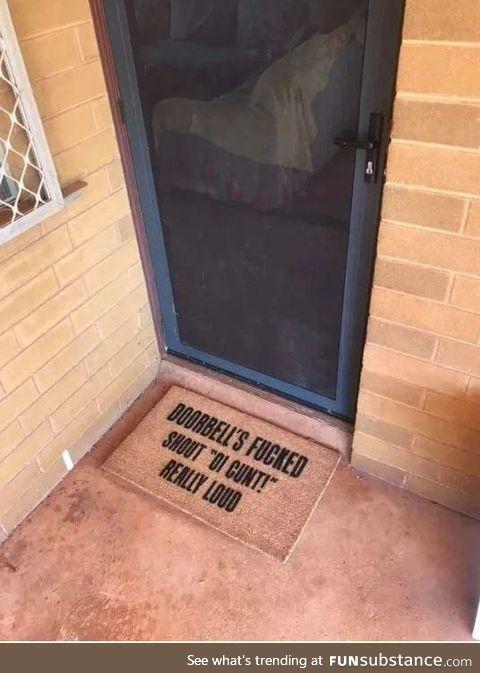 Aussie hospitality