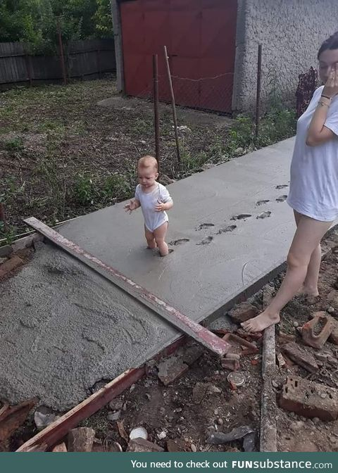 Have a kid they said, it will be fun they said