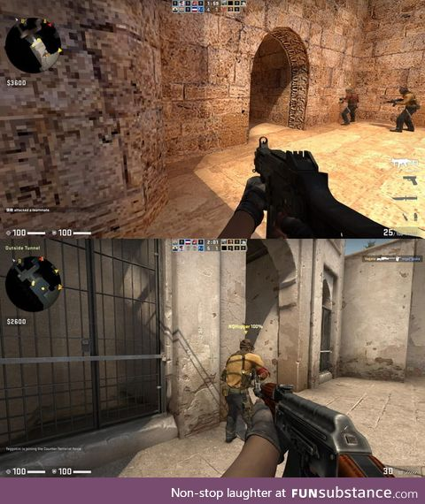 Happy 20th birthday, Counter-Strike