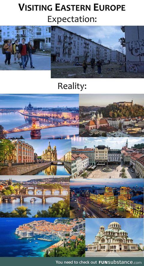 Slav tourism