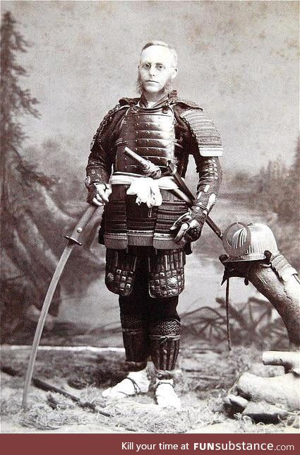 The first Weeaboo (1820)