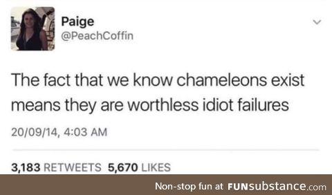 A sad truth
