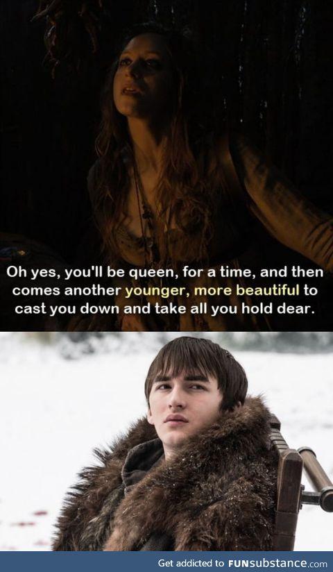 Bran the beautiful
