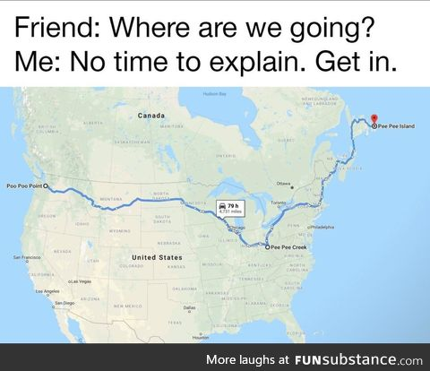 Road trip for the [m]asses