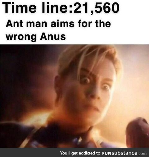 The timeline we all wanted