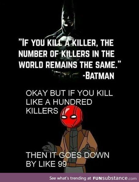 """""""To Kill or Not to Kill"""""""