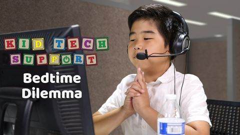 If Kids Had a Tech Support Line