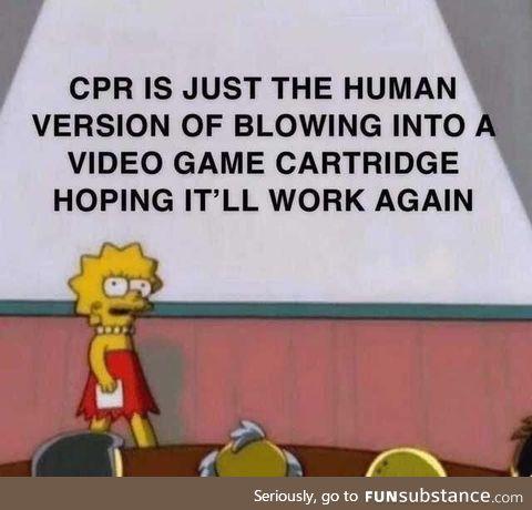 Lisa speaks the truth