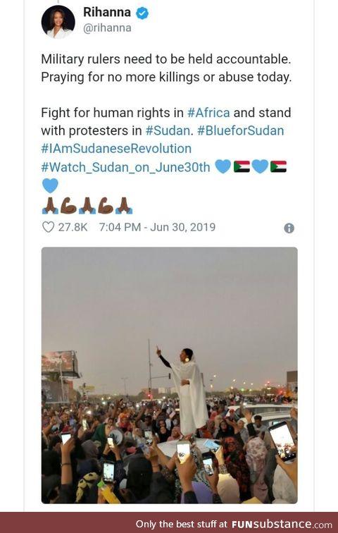 Watch sudan