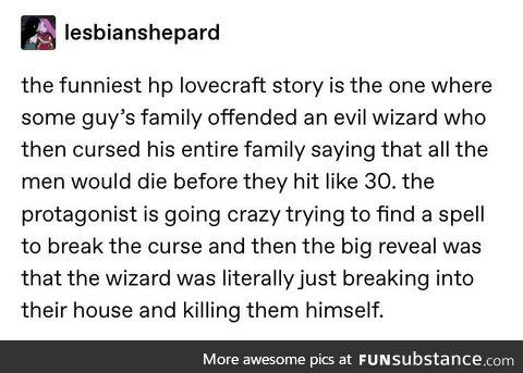 Low tech wizardry