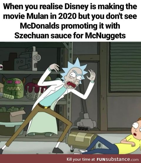Where's the sauce