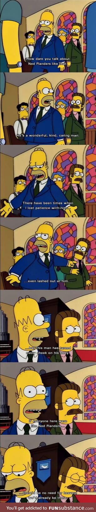 Wholesome simpsons (:-