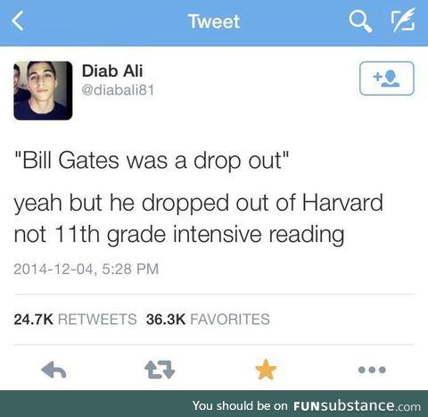 Wow bill
