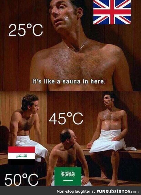 Even at night its 34C