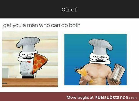 Gay Spaghetti