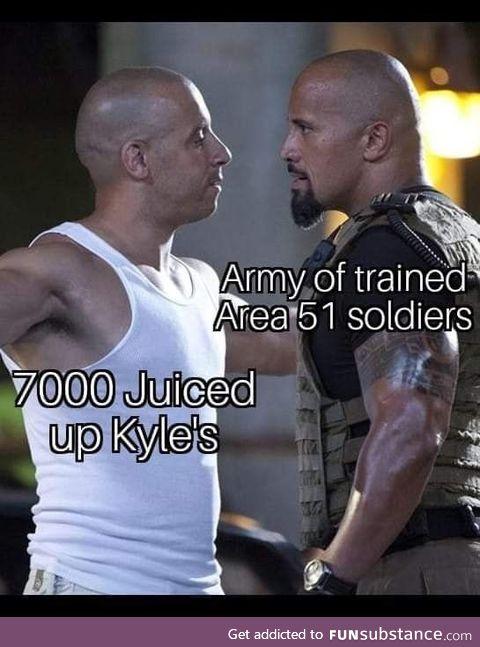 ***ing kyles