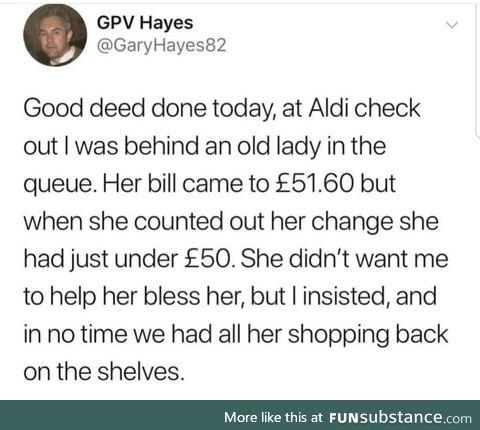 Wholesome af