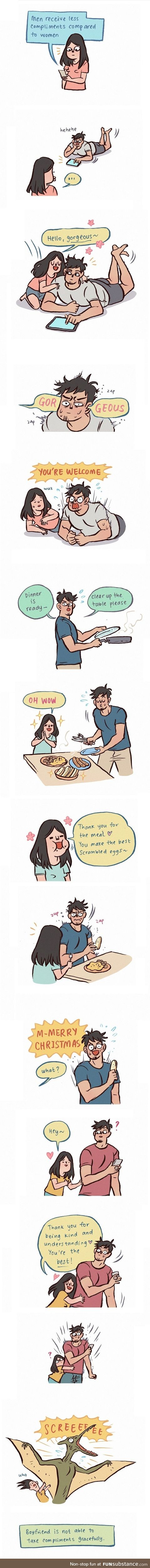 compliment your bf
