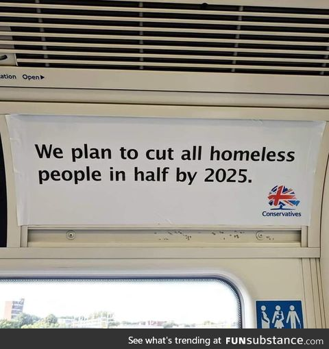 Those poor homeless!