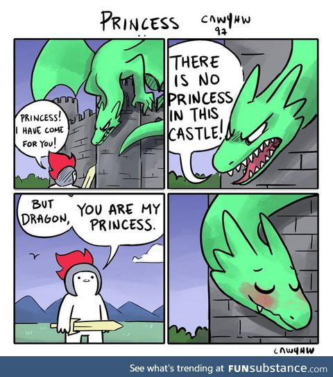 F**king scalies ruining fairy tales