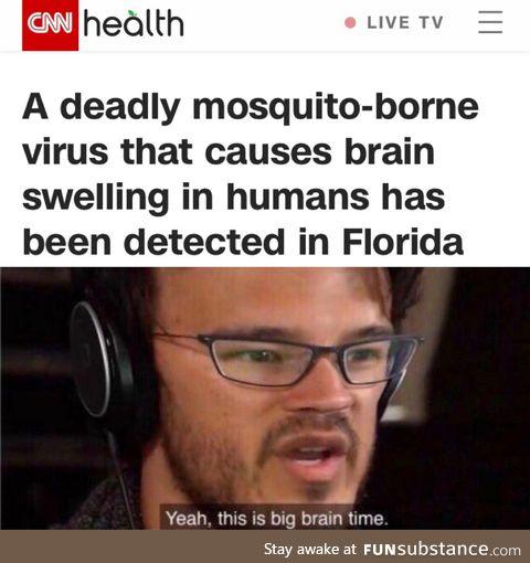 Florida man will become invincible