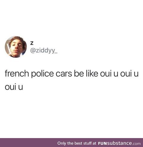 Oui u oui u