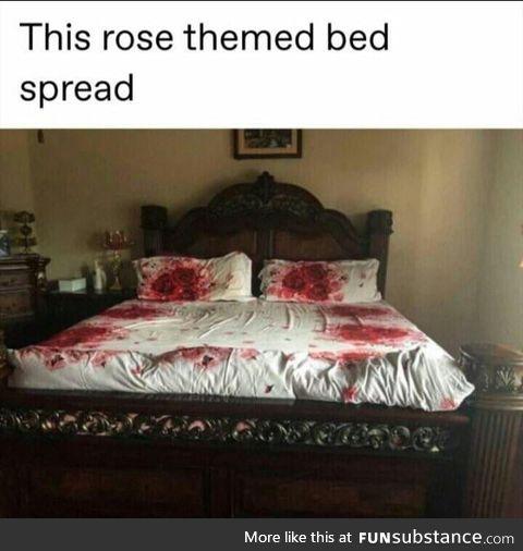 Rose uh ?