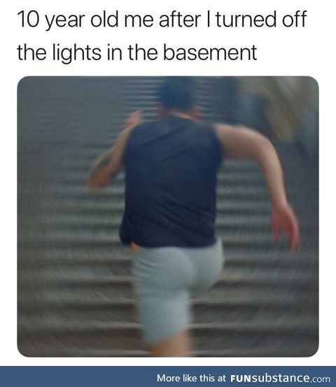 Ya better run