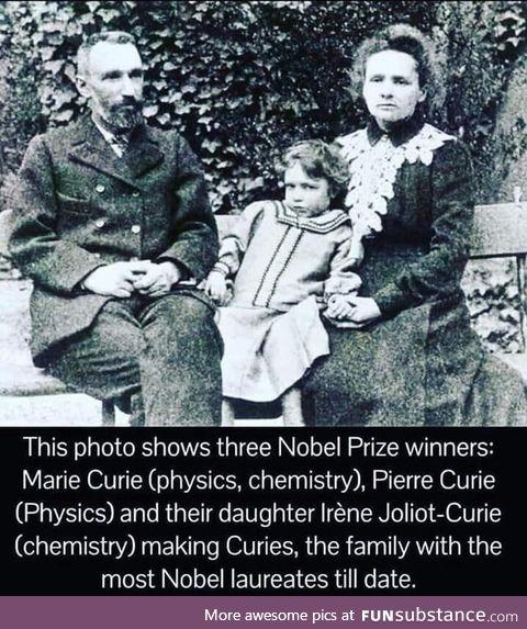 The genius family