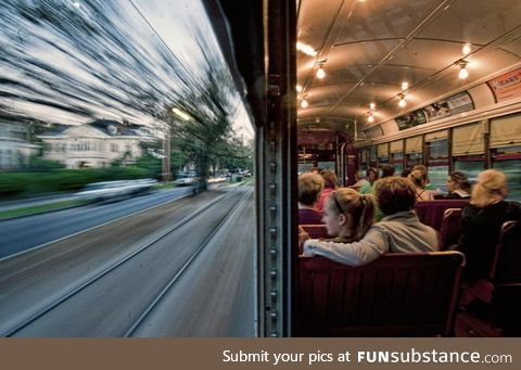 Relativity clearly shown in one image