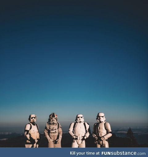 Troopers !