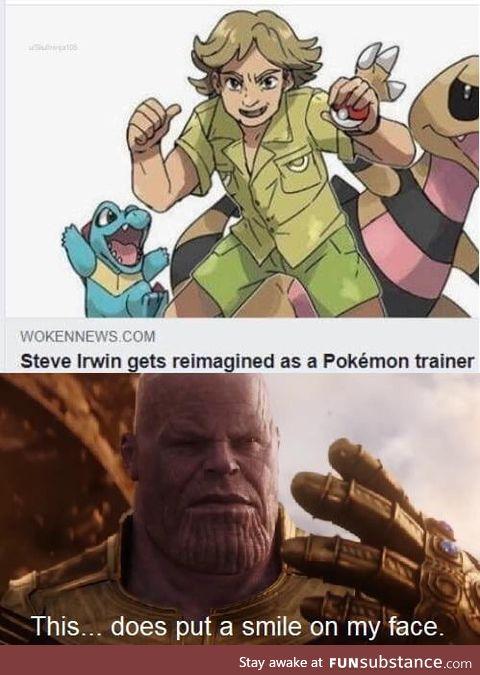 PETA bad Steve good