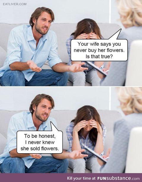 An honest mistake