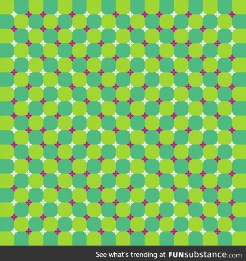 Pretty trippy when you scroll the image up or down