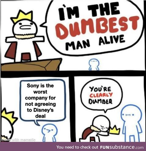 Disney has brainwashed the masses