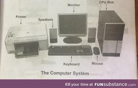 Ah yes, the classic cpu box