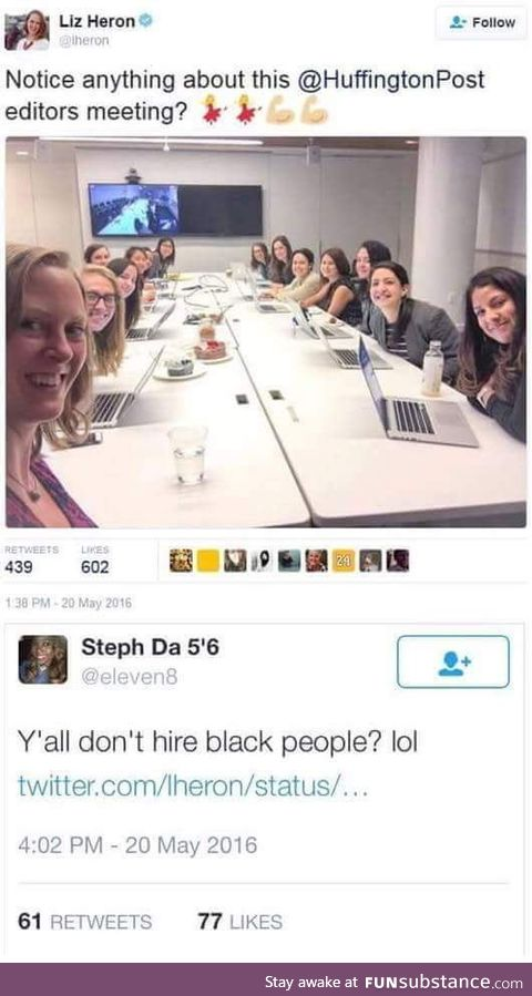 Huffington Post tweet fail