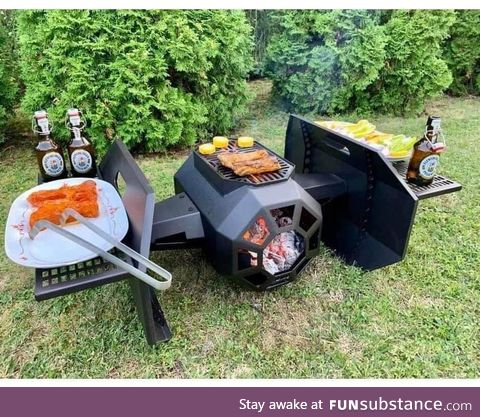 BBQ is served