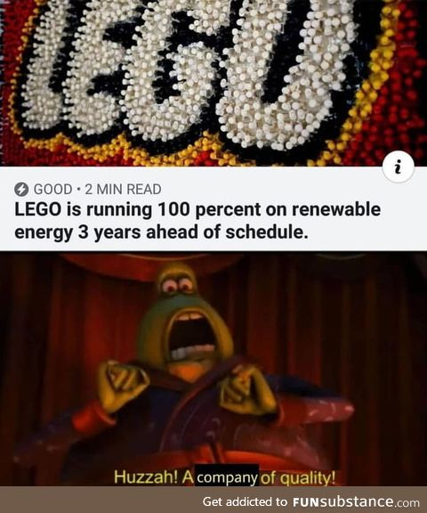 God bless the people over at Lego